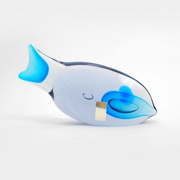 Antonio Da Ros Fish Figurine