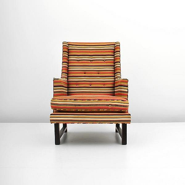 Edward Wormley Lounge Chair
