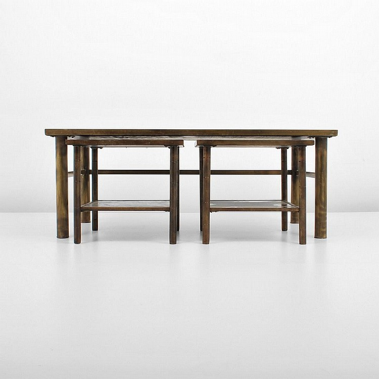 Philip & Kelvin Laverne Set of 3 Tables