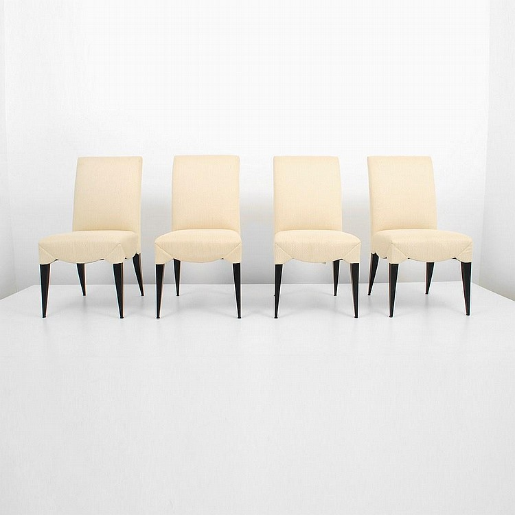Set of 4 Larry Laslo Chairs
