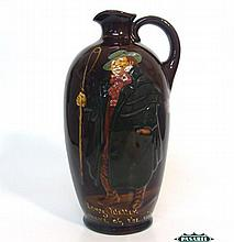 Royal Doulton Ceramic Dewar's Whisky Tony Weller Jug.