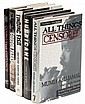 Five biographies or autobiographies of African Americans, signed