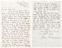 Autograph Letter Signed - 1870 On Dickens? death and ?Edwin Drood?