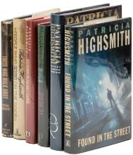 Six novels by Patricia Highsmith