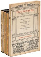 Finnegans Wake [in Two Worlds Quarterly, Volume 1, Number 1 through Volume 1, Number 4, and Volume 2, Number 5