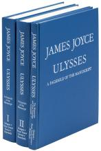 Ulysses. A Facsimile of the Manuscript