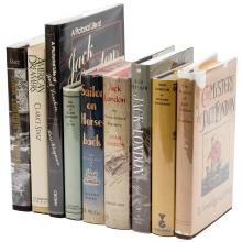 Nine Volumes about Jack London