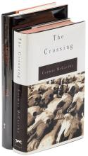 Two first trade editions of novels by Cormac McCarthy