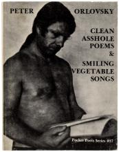 Clean Asshole Poems & Smiling Vegetable Songs, Poems 1957-77