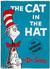 The Cat in the Hat - A fine copy of the first edition