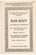 Black Beauty: His Grooms and Companions. The