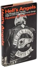***WITHDRAWN***Hell's Angels: The Strange and Terrible Saga of the Outlaw Motorcycle Gangs