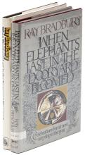 When Elephants Last in the Dooryard Bloomed: Celebrations for almost any day in the year - two signed editions of the book