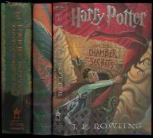 Harry Potter and the Chamber of Secrets; The Prisoner of Azkaban; The Goblet of Fire - books 2-4