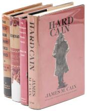 Four novels by James M. Cain