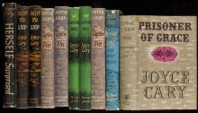 Six titles by Joyce Cary
