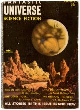 Thirty issues of Fantastic Universe Science Fiction