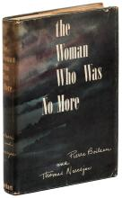 The Woman Who Was No More - first American edition