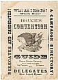 Bruce's Convention Guide: Populist Munipical Convention, 8 p.m. Tuesday, July 31, 1894