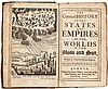 The comical history of the states and empires of the worlds of the moon and sun. Written in French by Cyrano Bergerac. And newly Englished by A. Lovell, A.M