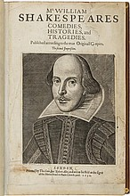 Mr. VVilliam Shakespeares Comedies, Histories, and Tragedies. Published according to the true originall copies