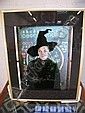 [ Entertainment Memorabilia ] Maggie Smith as Professor McGonagall ( Harry Potter) signed photograph  framed and glazed