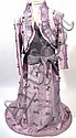 Presen lilac two piece suit consisting of dress