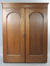 AMERICAN WALNUT WARDROBE