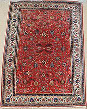 PERSIAN BIJAR WOOL RUG