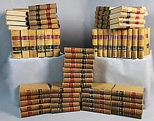LARGE COLLECTION OF FEDERAL REPORTER LAW BOOKS COMPLETE FROM 1913- 1925