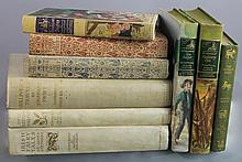 GROUP OF CHILDREN'S BOOKS INCLUDING SEVERAL ARTHUR RACKHAM SIGNED AND ILLUSTRATED: GULLIVER'S TRAVELS BY JONATHAN SWIFT,