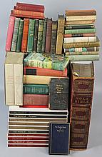 LARGE LOT OF MISCELLANEOUS CLASSICS AND MORE BOOKS