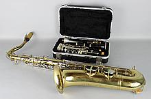 SORKIN DICK STABILE MODEL TENOR SAXOPHONE