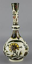 ROZENBURG POTTERY BOTTLE VASE
