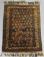 CAUCASIAN CHI CHI DESIGN WOOL TRIBAL RUG