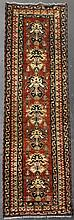 KAZAK WOOL RUNNER