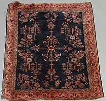 PERSIAN SAROUK WOOL RUG