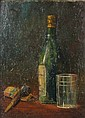 MATHILDE GEORGINA SCHLEY (1864-1941) STILL LIFE, 1904 Oil on board: 12 1/2 x 9 1/4 in.