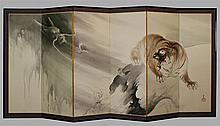 TIGER VERSUS DRAGON SCREEN