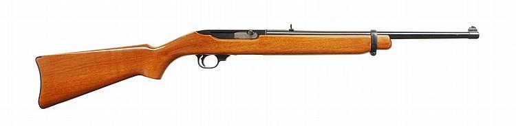 Ruger 44 Deerstalker Semi Auto Carbine.