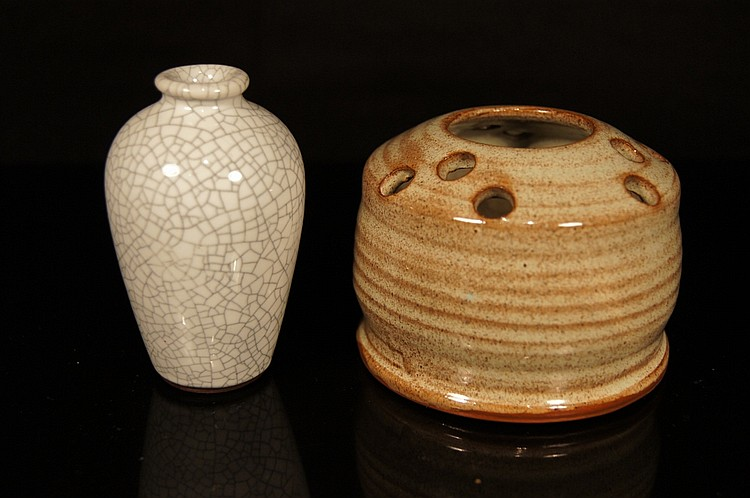 Two Chinese & European porcelain