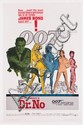 Dr. No U.S. 1-sheet poster.