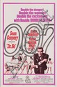 Dr. No/ From Russia With Love Combo Release U.S. 1-sheet poster.