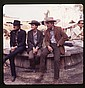 (34) 2.25 x 2.25 in. color camera transparencies from Butch Cassidy and the Sundance Kid.