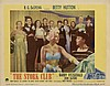 Large vintage general interest (180+) lobby card collection with titles beginning with