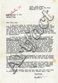 Malcolm X [Little, Malcolm]. Rare and important typed letter signed, 1 page (10 3/8 x 7 ¼ in.)