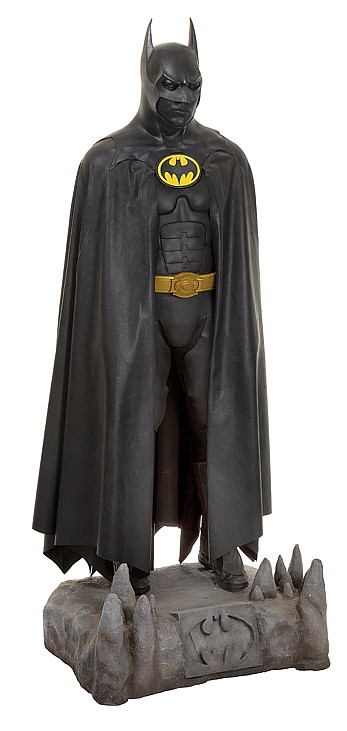 Michael Keaton screen-used