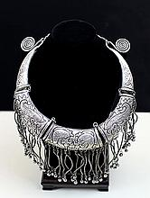 HMONG (MIAO) PEOPLE'S NECKLACE