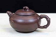 ZISHA POTTORY TEA POT