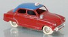 FRENCH DINKY 24U SIMCA 9 ARONDE TAXI